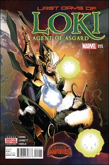 Loki: Agent of Asgard 15-A by Marvel