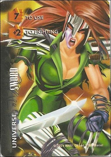 Marvel OverPower (Base Set)nn248-A by Fleer