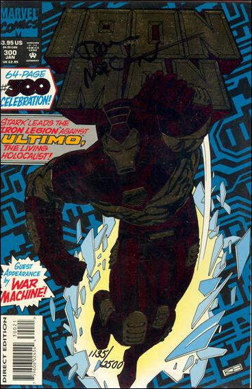 Iron Man (1968) 300-C by Marvel