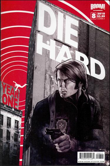 Die Hard: Year One 8-A by Boom! Studios