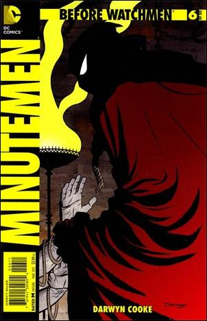 Before Watchmen: Minutemen 6-A by DC