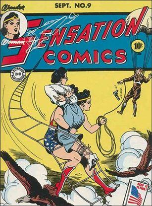 Sensation Comics (1942) 9-A