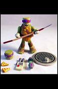 Teenage Mutant Ninja Turtles Minimates (Series 2) Sewer Donatello