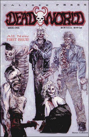 Deadworld (1992) 1-A by Caliber