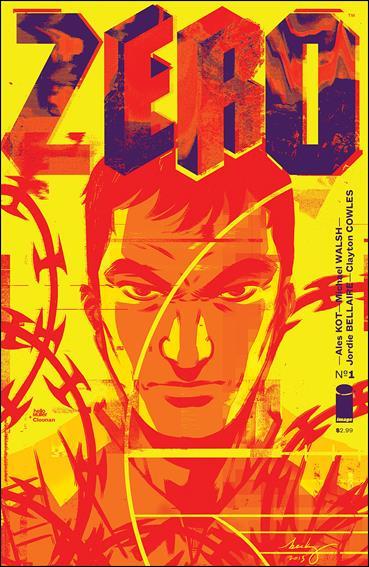 Zero (2013) 1-B by Image