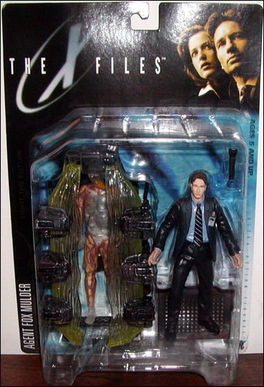 X-Files Agent Fox Mulder by McFarlane Toys