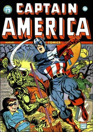 Captain America Comics (1941) 17-A