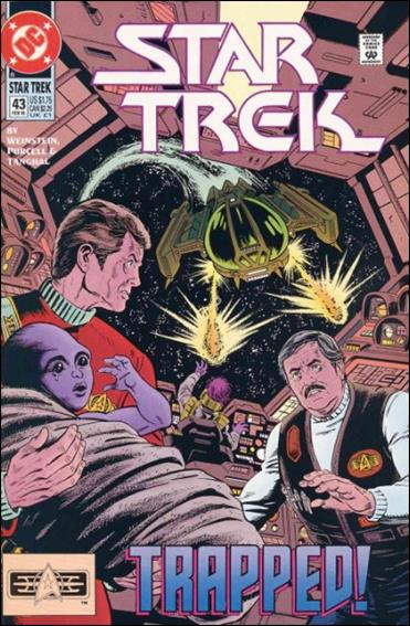 Star Trek (1989) 43-A by DC