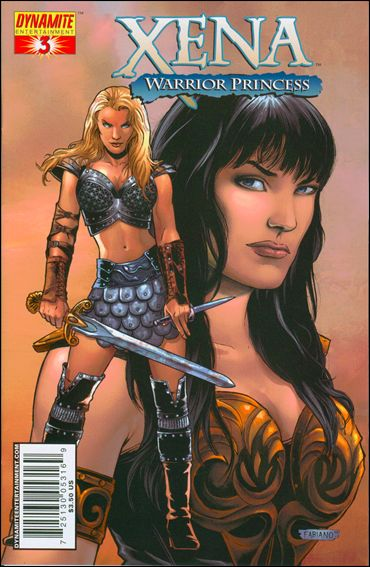 Xena (2006) 3-B by Dynamite Entertainment