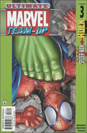 Ultimate Marvel Team-Up 3-A by Marvel