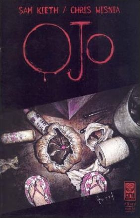 Ojo 3-A by Oni Press