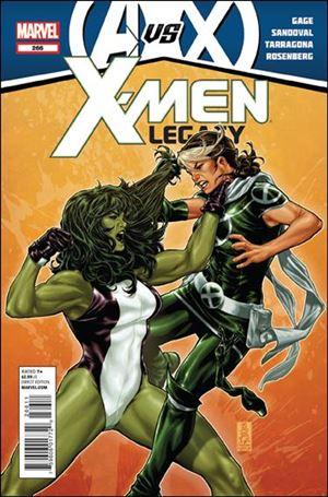 X-Men Legacy (2008) 266-A