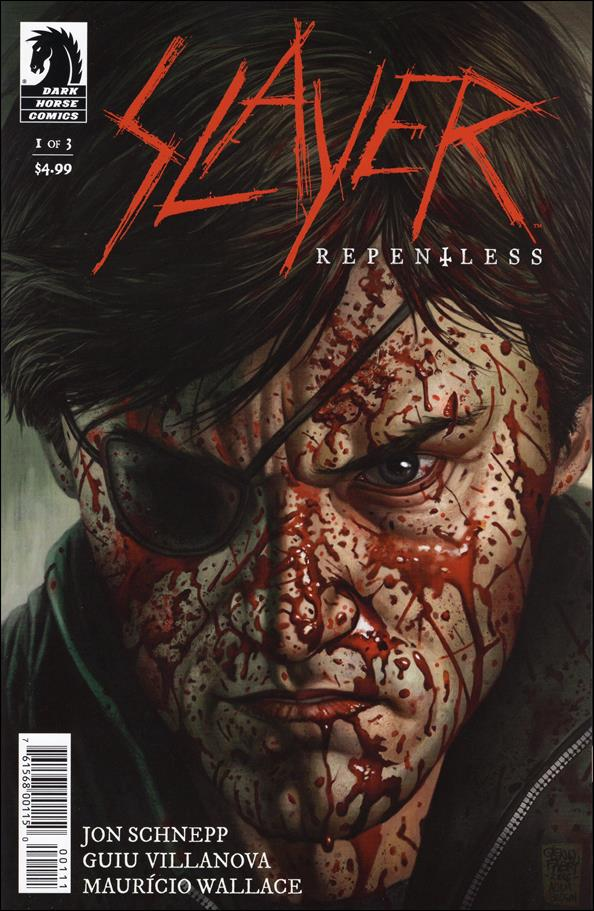 Slayer: Repentless 1-A by Dark Horse