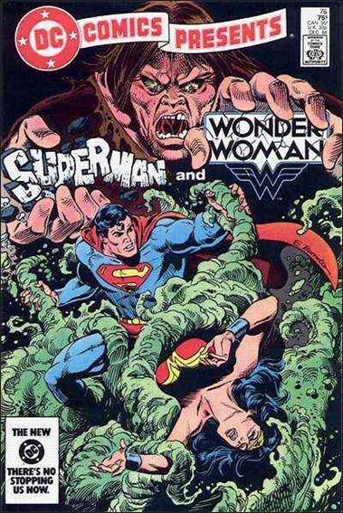 DC Comics Presents (1978) 76-A by DC