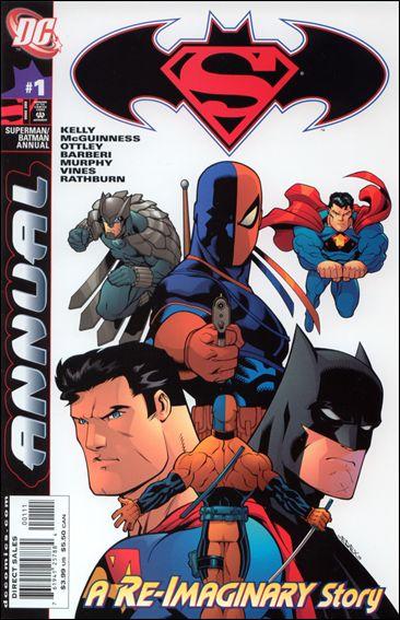 Superman/Batman Annual 1-A by DC