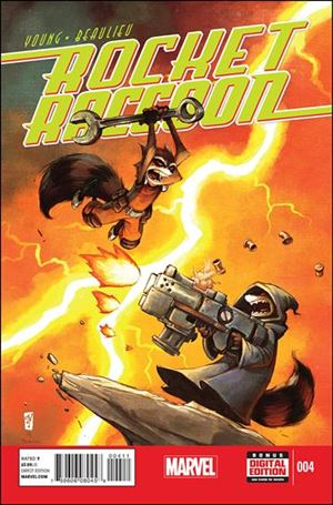 Rocket Raccoon (2014) 4-A