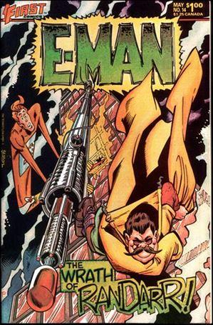 E-Man (1983) 14-A