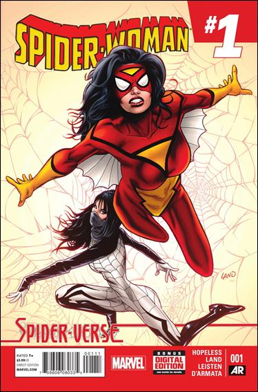 Spider-Woman (2015) 1-A by Marvel