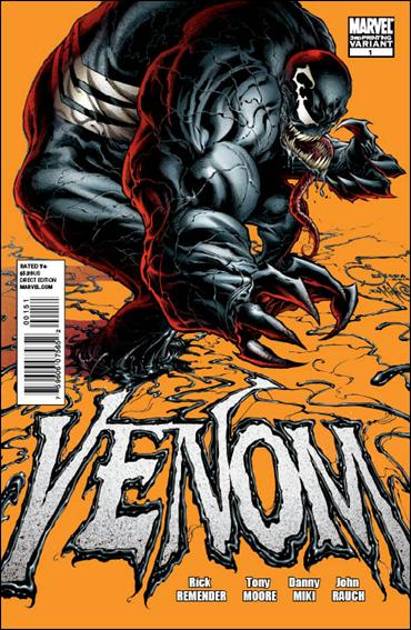 Venom (2011) 1-E by Marvel