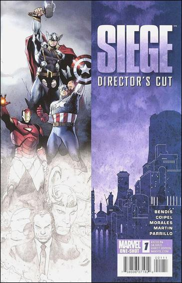 Siege (2010) 1-F by Marvel