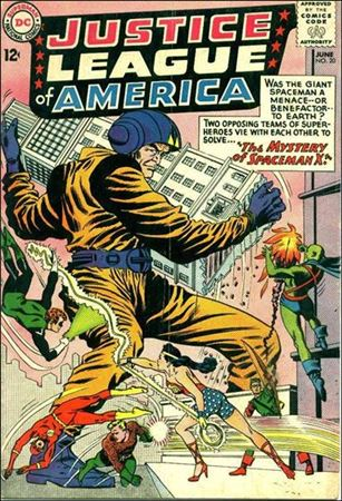 Justice League of America (1960) 20-A