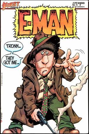 E-Man (1983) 15-A