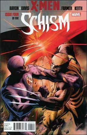 X-Men: Schism 4-A