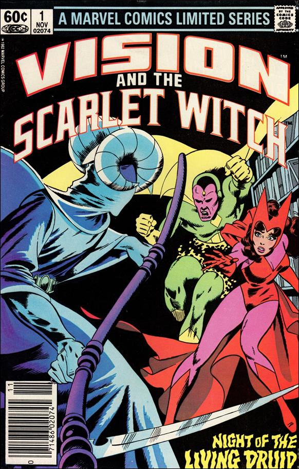 Vision and the Scarlet Witch (1982) 1-A by Marvel