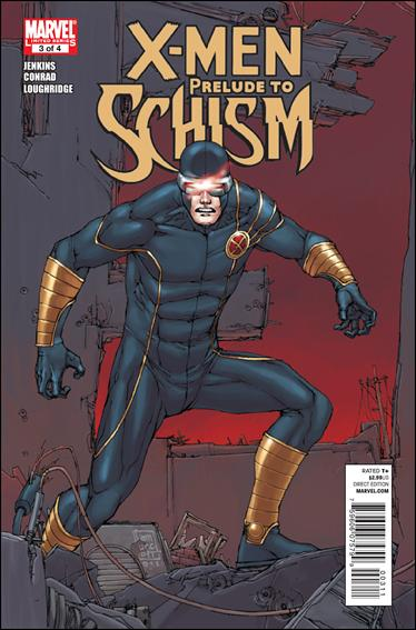 X-Men: Prelude to Schism 3-A by Marvel