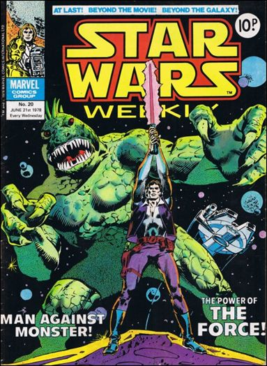 Star Wars Weekly (UK) 20-A by Marvel UK