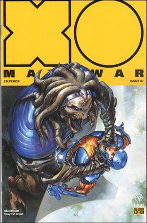 X-O Manowar (2017) 7-E