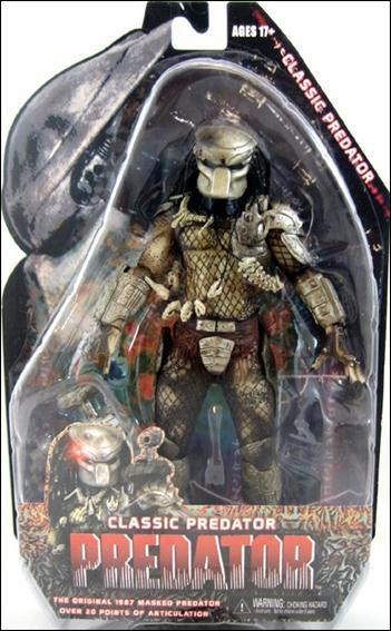 Predator Classic Predator by NECA
