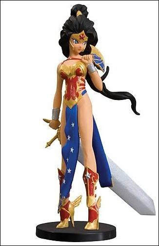 Ame-Comi: Heroine Mini-Comis Wonder Woman by DC Direct