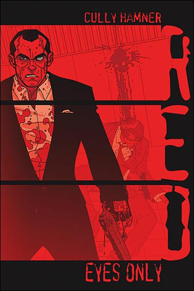 Red: Eyes Only 1-A by WildStorm