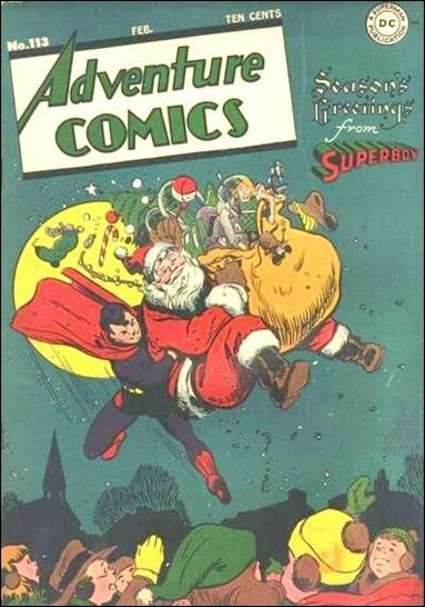 Adventure Comics (1938) 113-A by DC