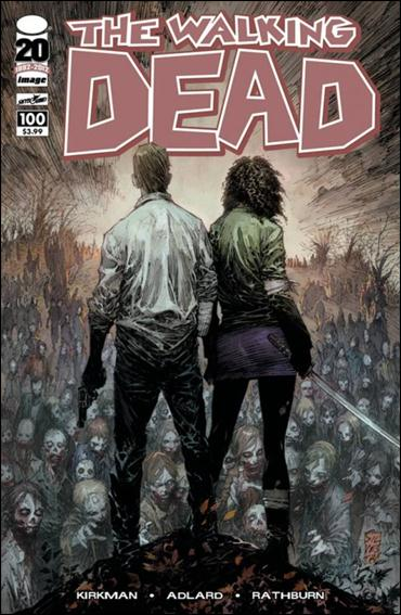 Walking Dead (2003) 100-B by Skybound Entertainment