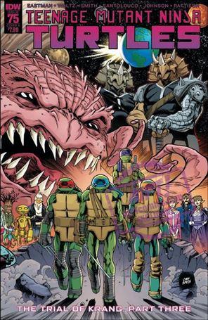 Teenage Mutant Ninja Turtles (2011) 75-A