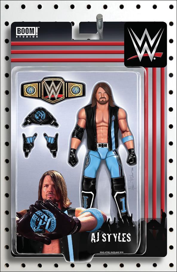 WWE 23-B by Boom! Studios
