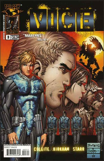 V.I.C.E. 3-A by Top Cow