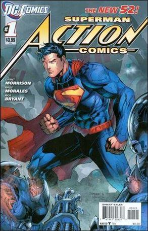 Action Comics (2011) 1-B