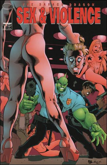 Savage Dragon: Sex & Violence 1-A by Image