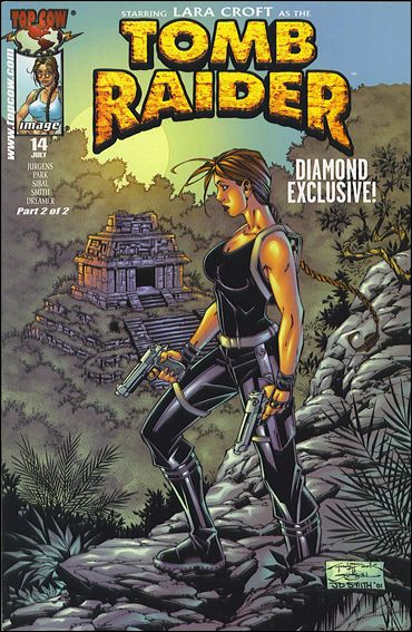 Tomb Raider: The Series 14-B by Top Cow