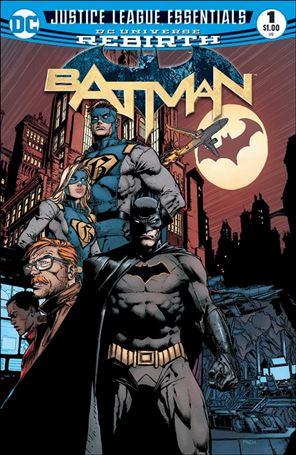 Batman (2016) 1-G