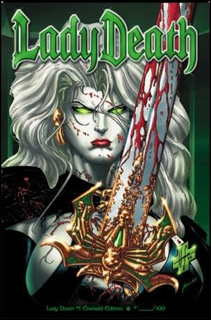 Lady Death (1994) 1-CE by Chaos! Comics