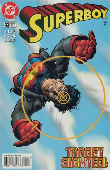 Superboy (1994) 43-A by DC