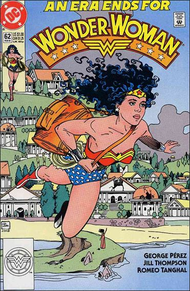 Wonder Woman (1987) 62-A by DC