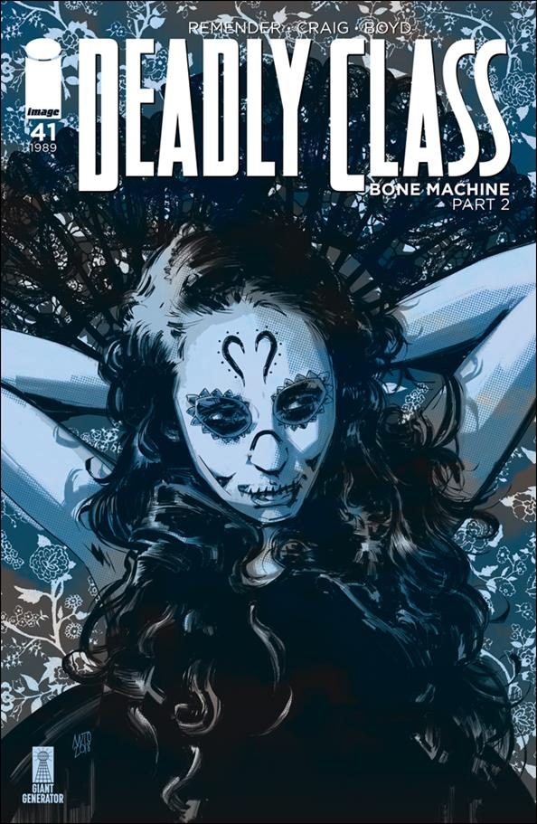 Deadly Class 41-B by Image