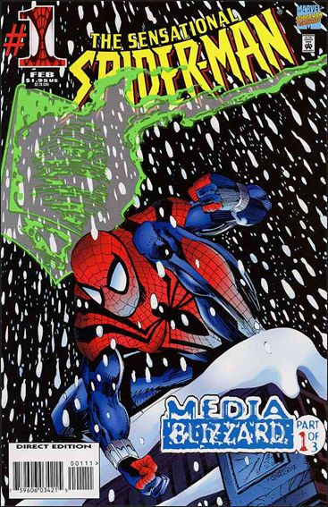 Sensational Spider-Man (1996) 1-A by Marvel