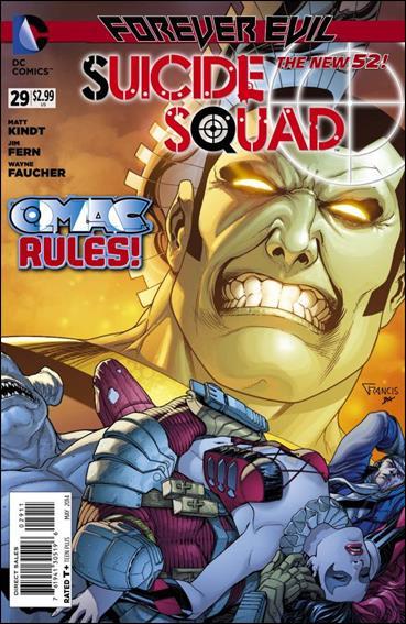 Suicide Squad (2011) 29-A by DC