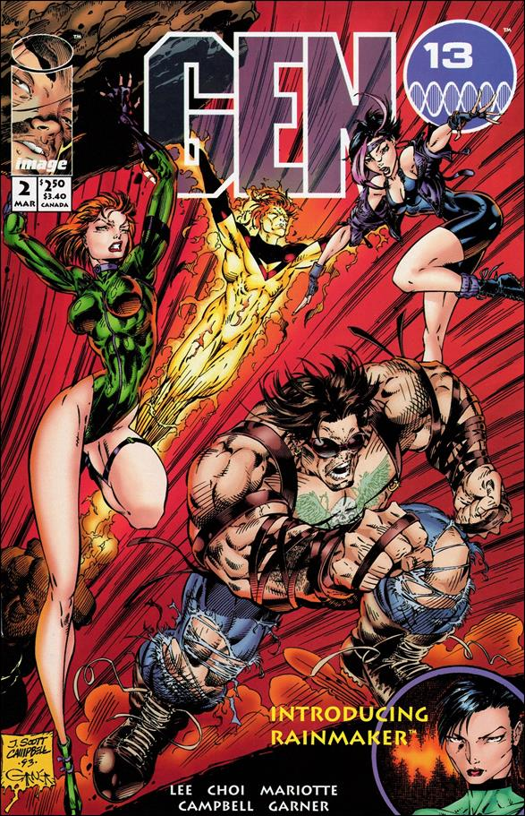 Gen13 (1994) 2-A by Image